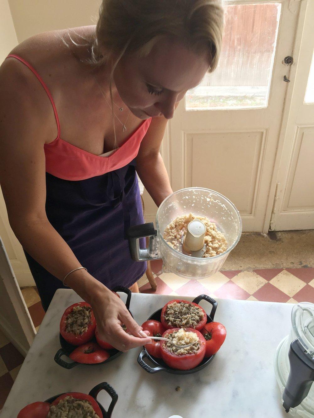 Cooking Workshop July 2017