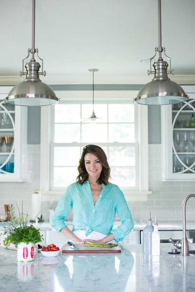 Krista DeSocio in the Kitchen