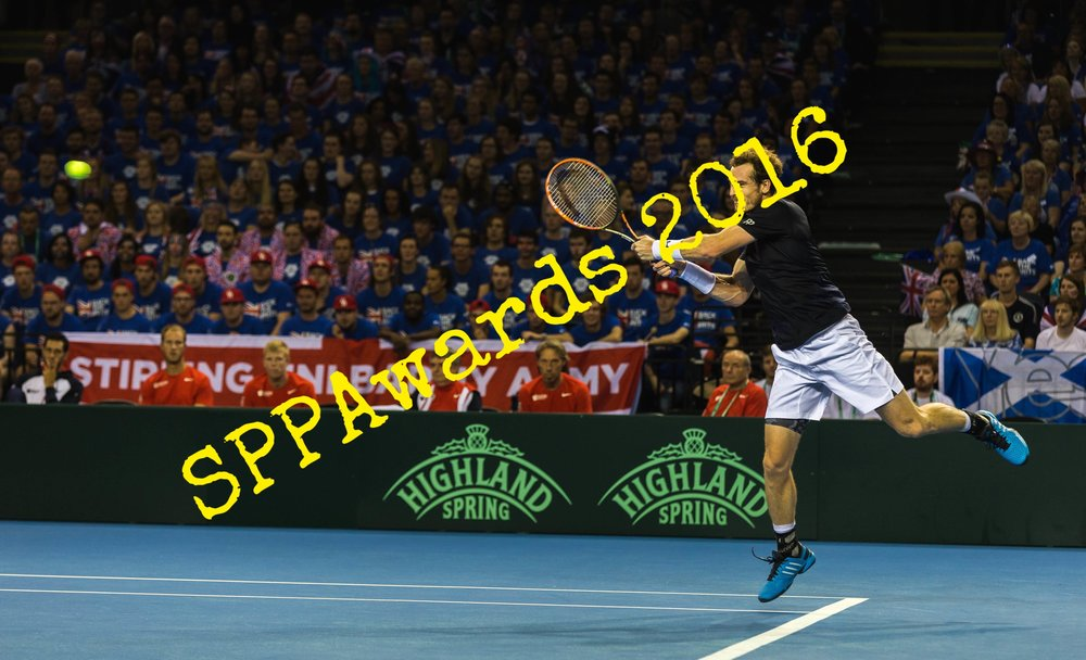 SPORTS ACTION - The Murray backhand.JPG