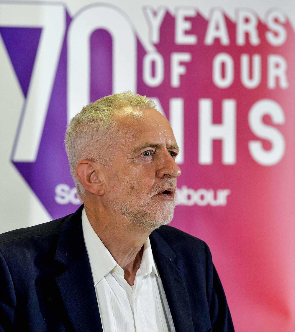 Jeremy Corbyn at NHS 70 rally E.jpg