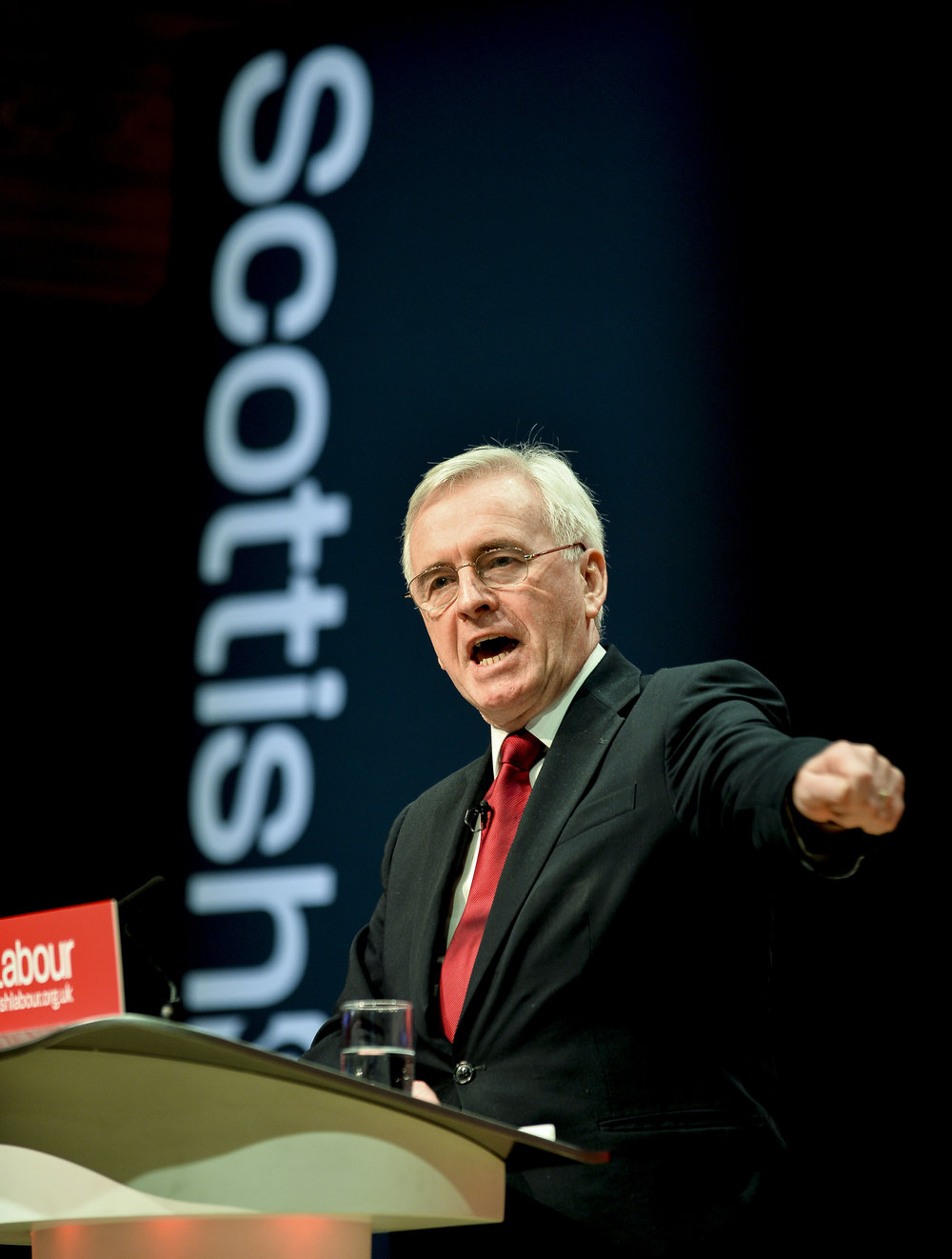 McDonnell rouses Conference .JPG