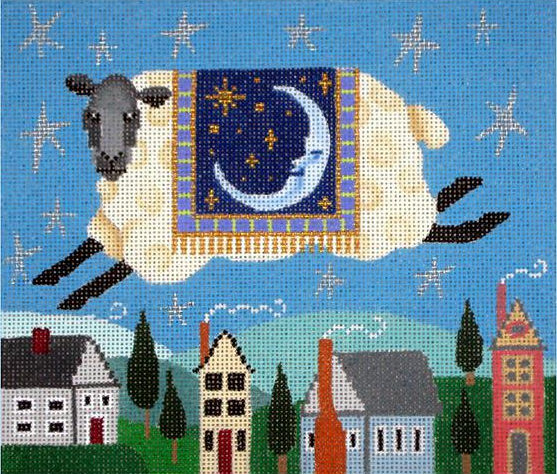 Flying Sheep, $76