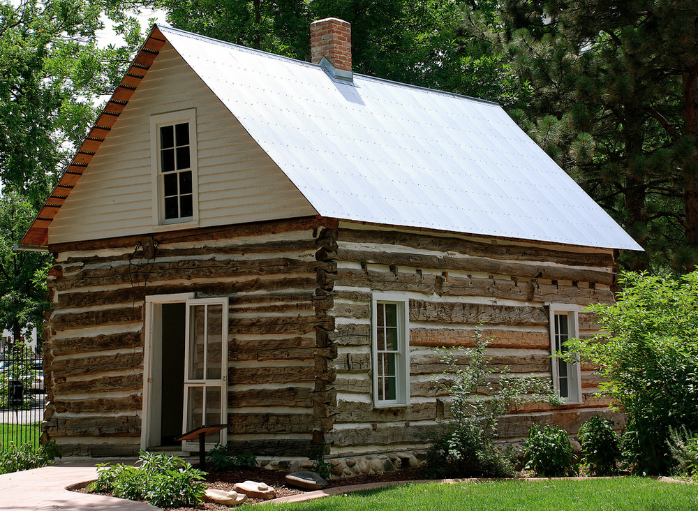 Franz/Smith Cabin