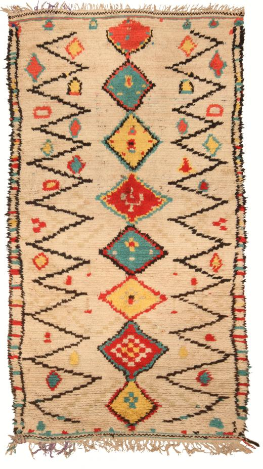Obsessing Over: 7 Vintage Moroccan Rugs