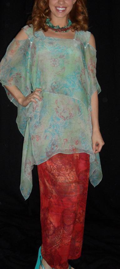 Lanai Tunic-Perennial Pant