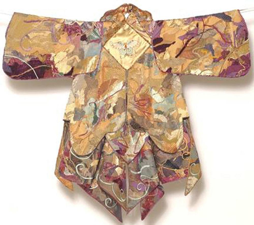 Butterfly Opera Coat