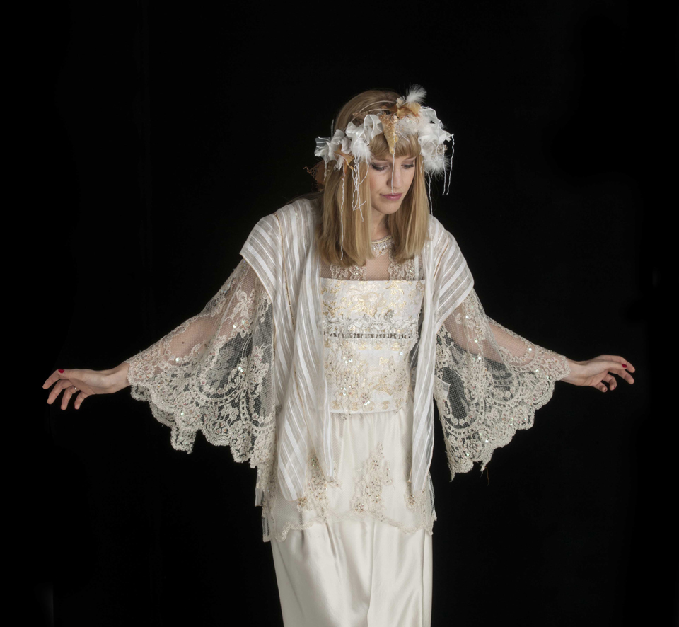 Tattered Goddess Bride