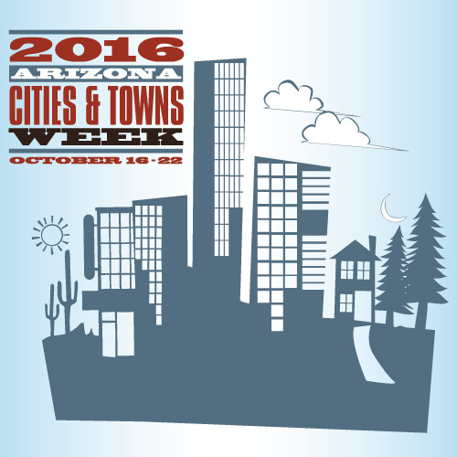 Celebrating 2016 Cities and Towns week