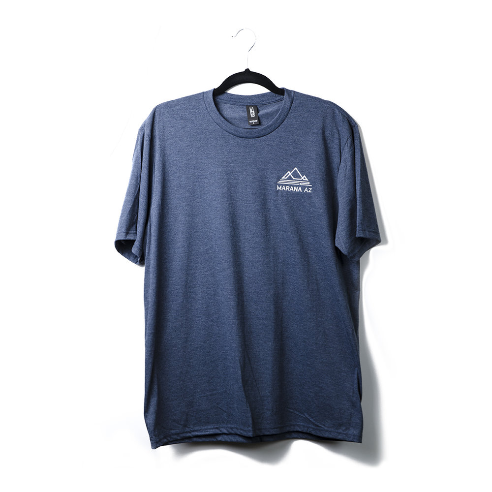 Men's District Made Perfect Tri Crew Tee   Three yarns form the perfect blending of softness and an easygoing look.