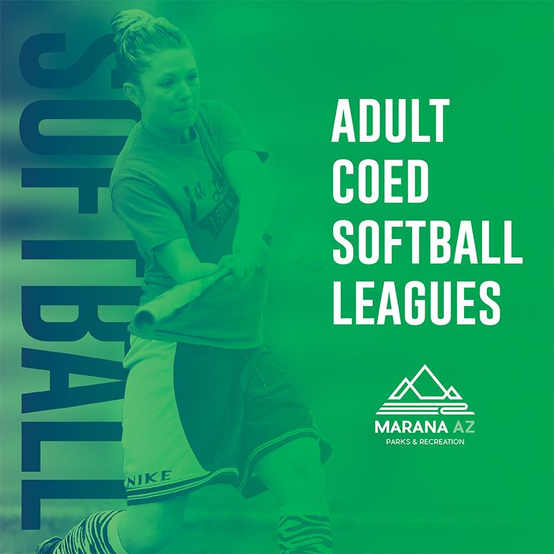 Sunday Coed Softball League Begins — Town of Marana