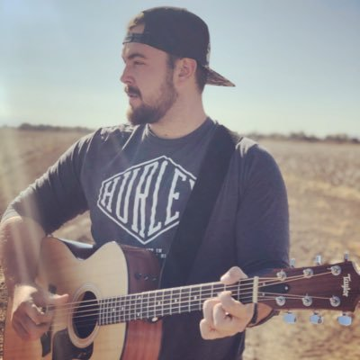 """Tucson native, Caiden Brewer, was born with country music in his blood. After an injury that preempted his athletic scholarships to college, Caiden began to channel his ambition towards writing music, culminating in his debut E.P. """"On The Run."""" Caiden draws his influences from a range of country artists, including Eric Church, Blake Shelton; Outlaws Waylon Jennings and Johnny Cash; and southern rock pioneers Lynyrd Skynyrd."""