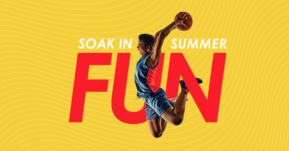 Marana Parks and Recreation invites you to Soak In Summer.