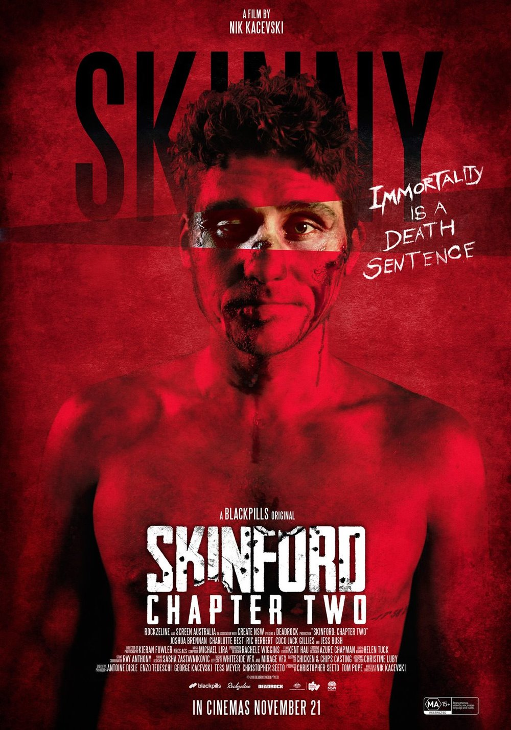 Skinford Chapter Two (2018)