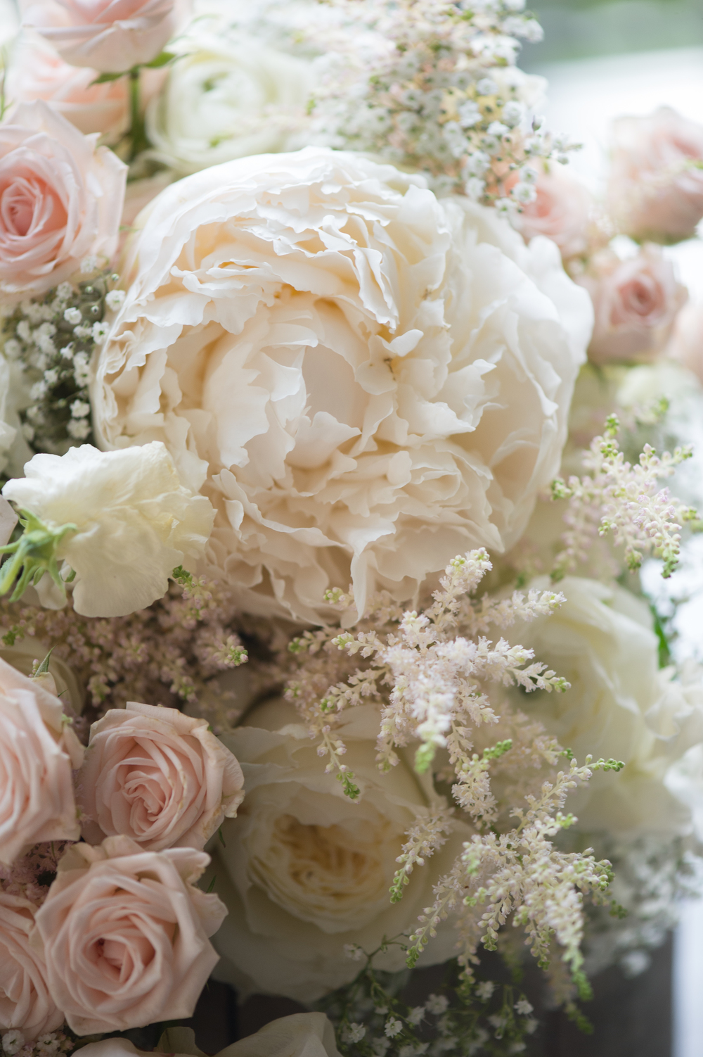 Blush Florals (Photo Credit: Amberlee Christey Photography)