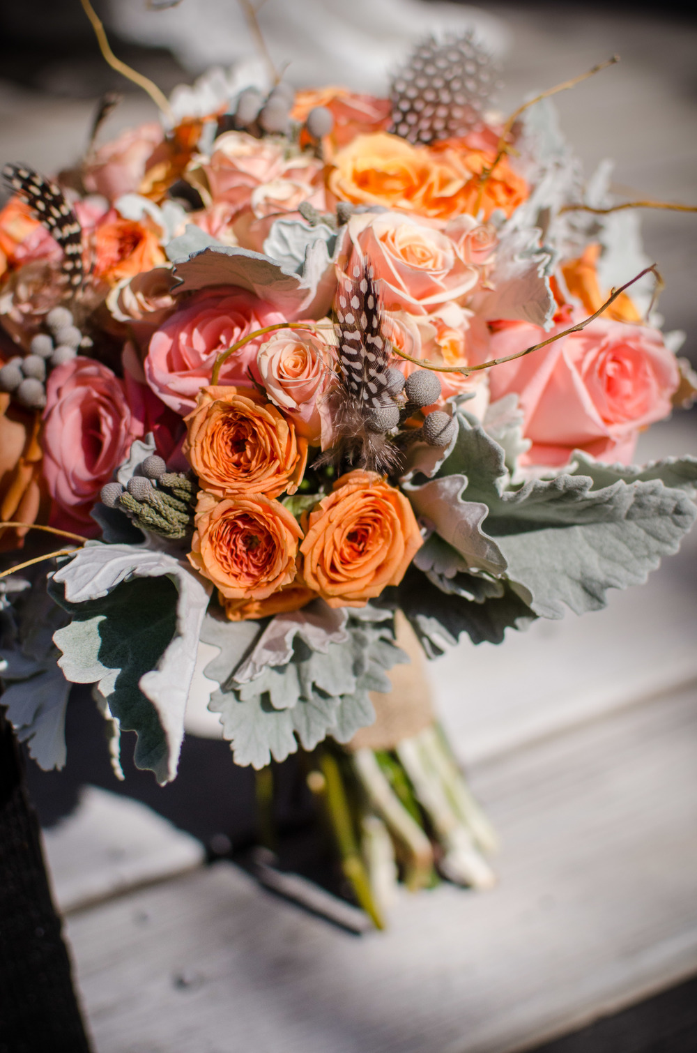 Assorted Colors Bouquet (Photo Credit: Higher Focus Studios)