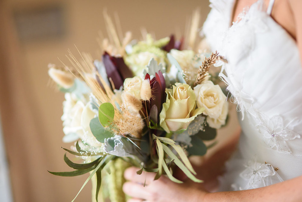 Earthy Rose Bouquet (Photo Credit: Karlo Photography)