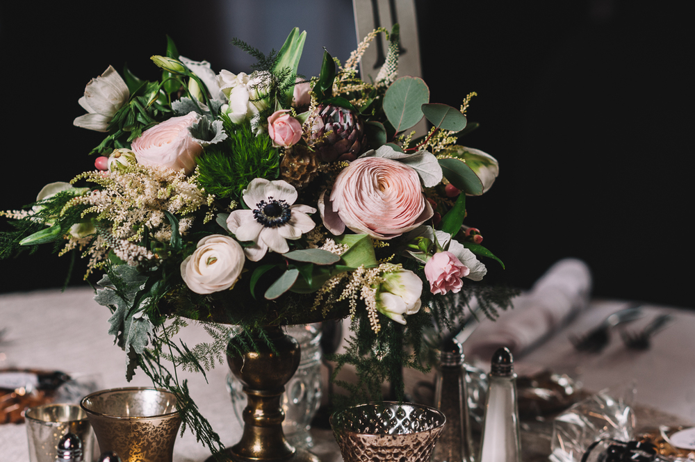 Assorted Florals (Photo Credit: Shannon Gray Photography)