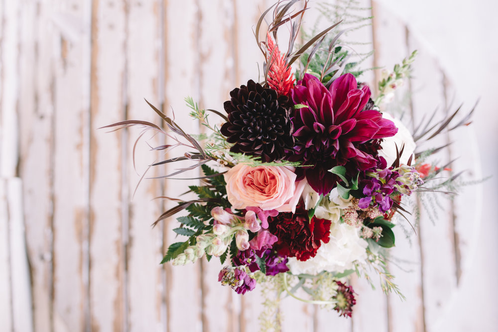 Mixed Colors Bouquet (Photo Credit: Shannon Gray)