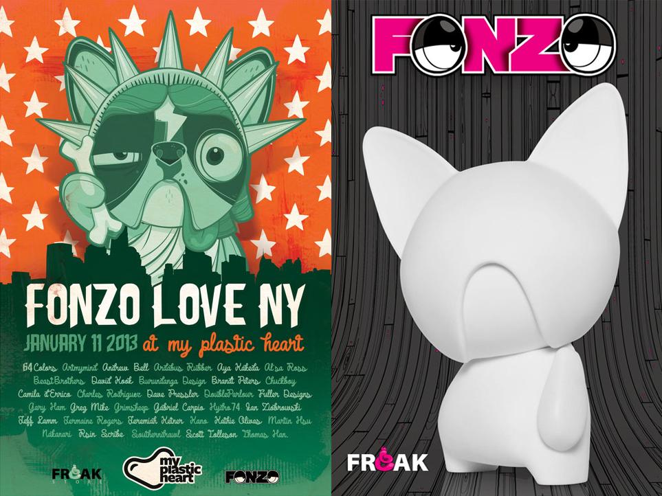 Fonzo Love NY