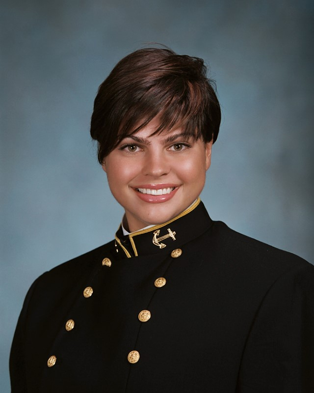 Midshipman 1/C Melinda M. Parrish, USNA Class of 2007