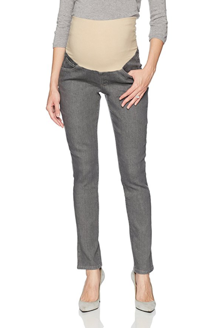 Mom Jeans  - Be polished and comfy in maternity denim!