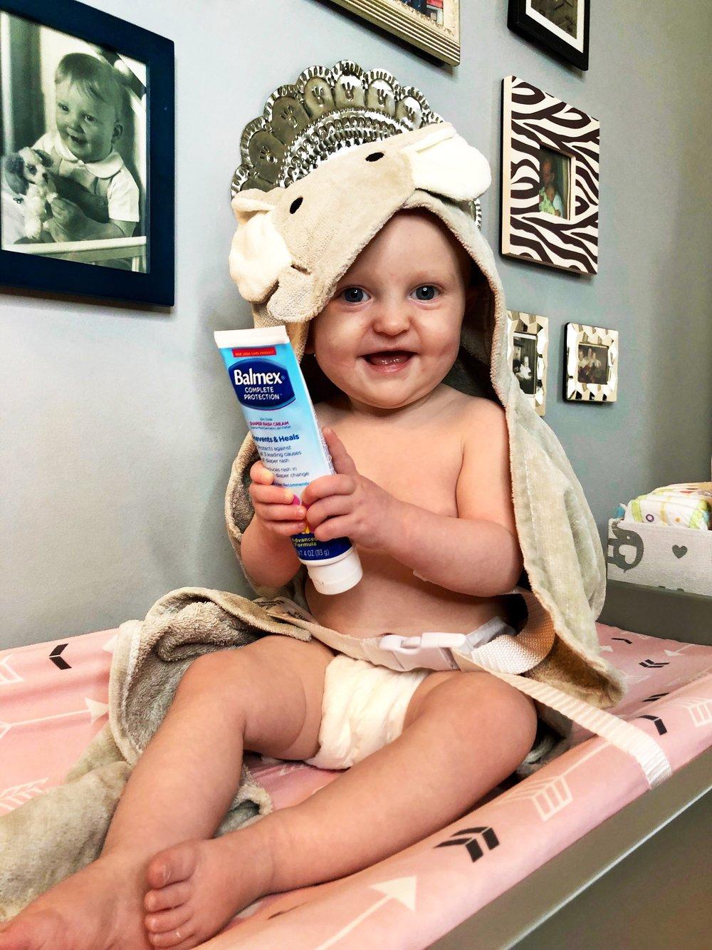 Balmex Complete Protection Diaper Cream
