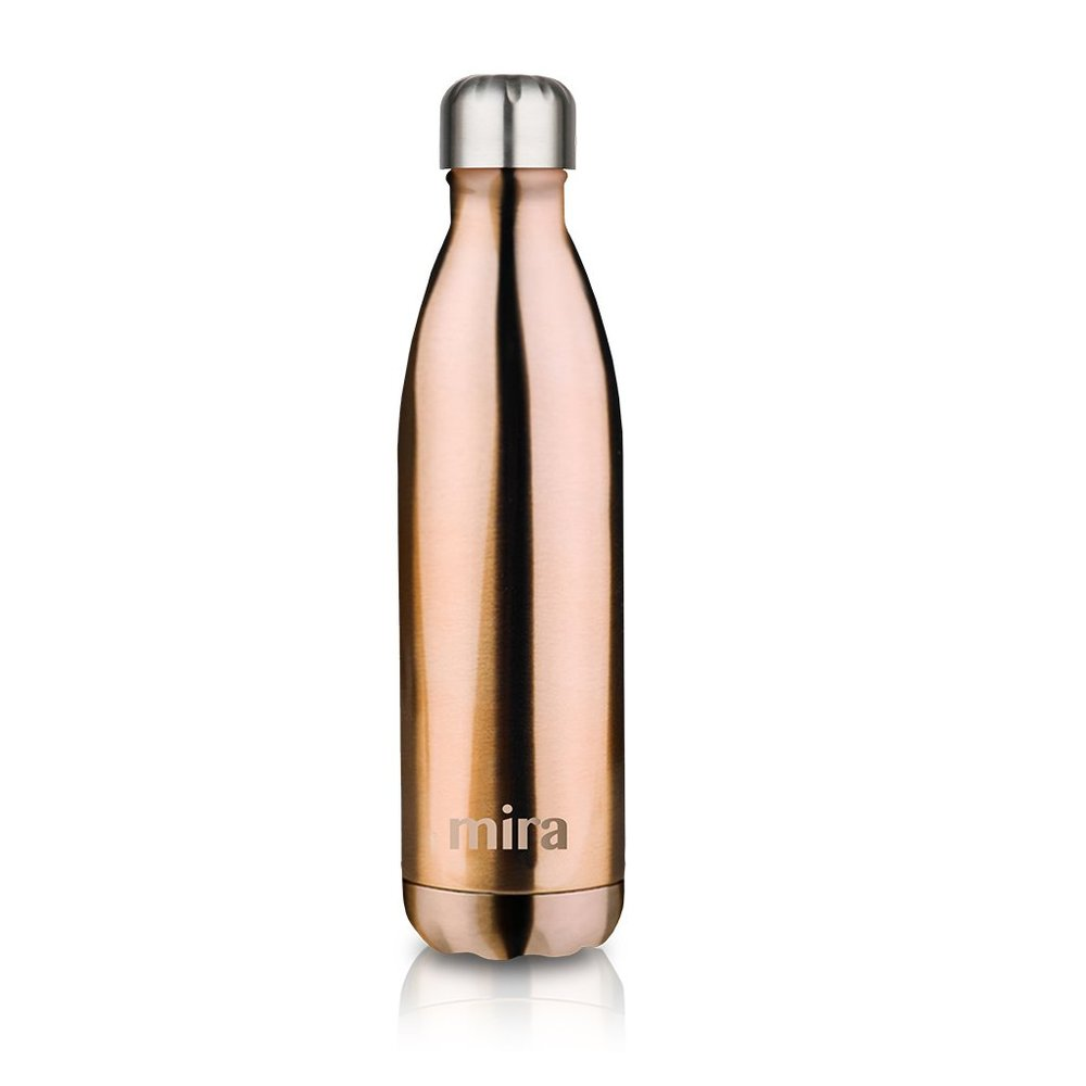 Mira bottle, available on  Amazon