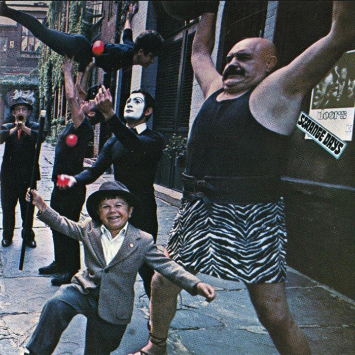 The Doors – Strange Days (LP)