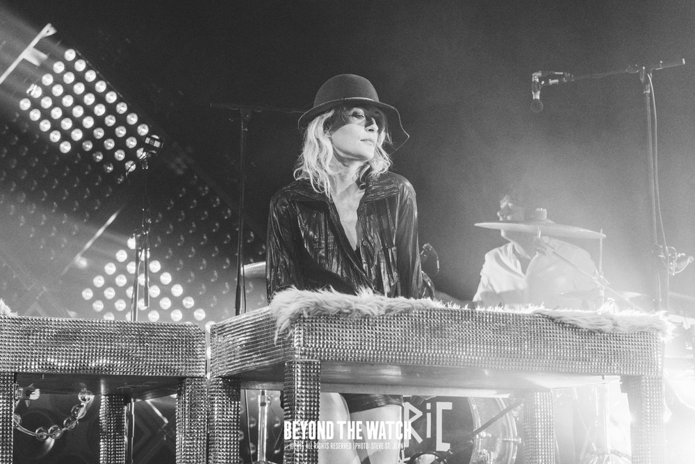 Emily Haines of Metric