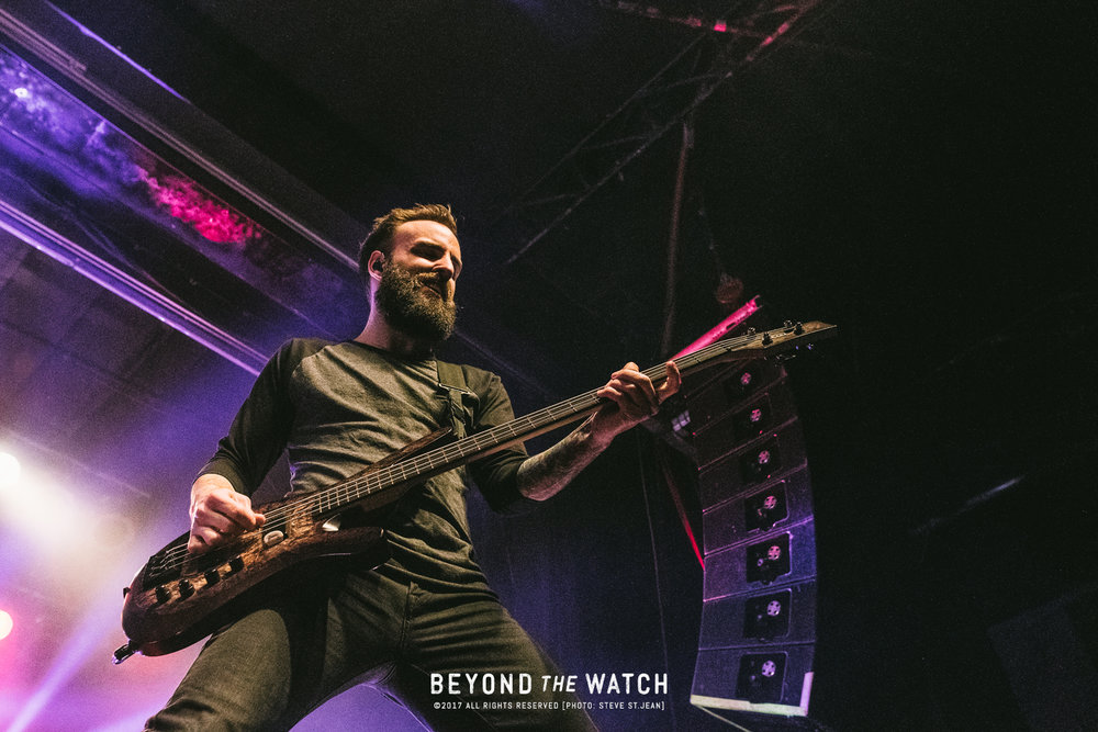 August Burns Red at Phoenix Concert Theatre
