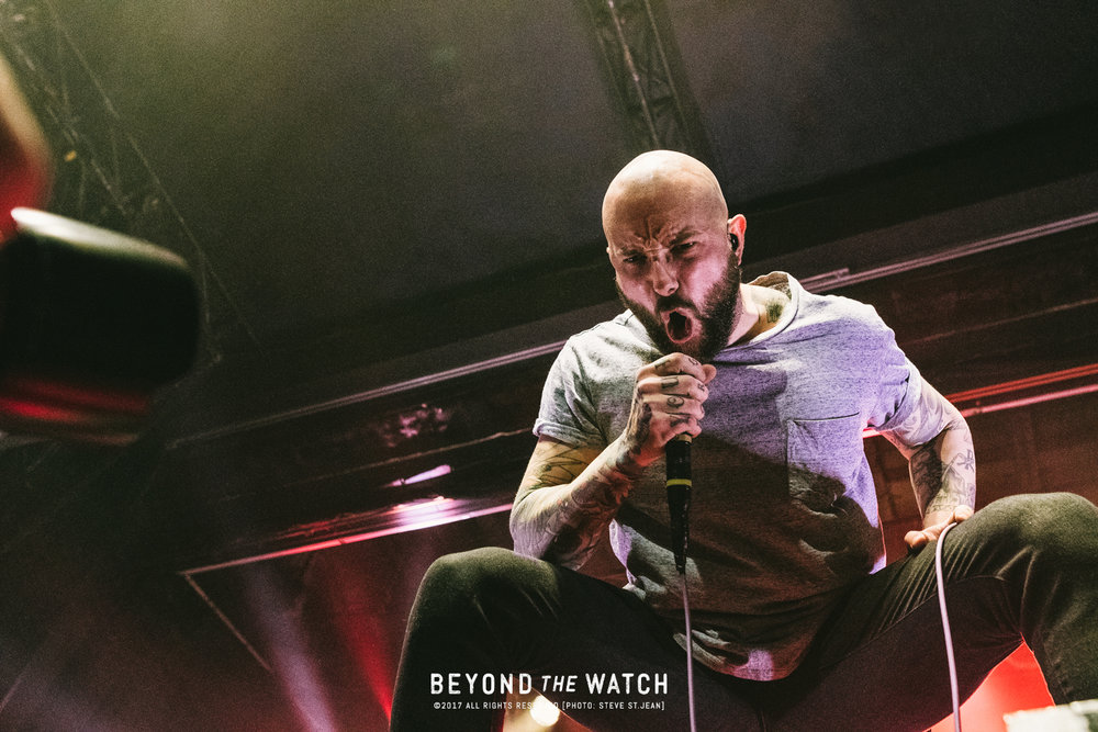 August Burns Red at Phoenix Concert Theatre [Photo:  Steve St. Jean ]