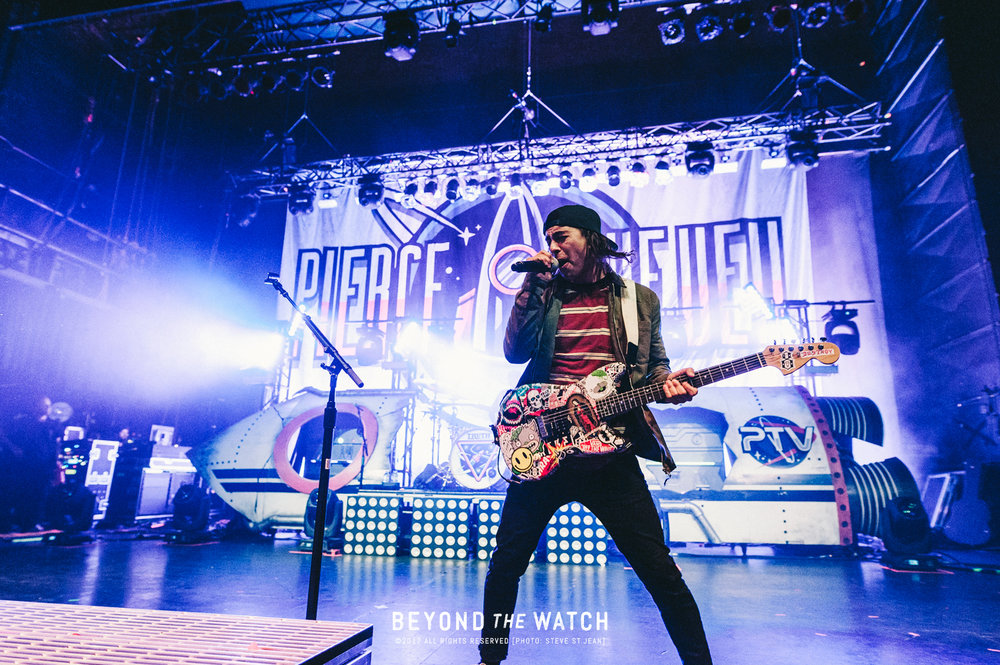 Pierce The Veil at Danforth Music Hall