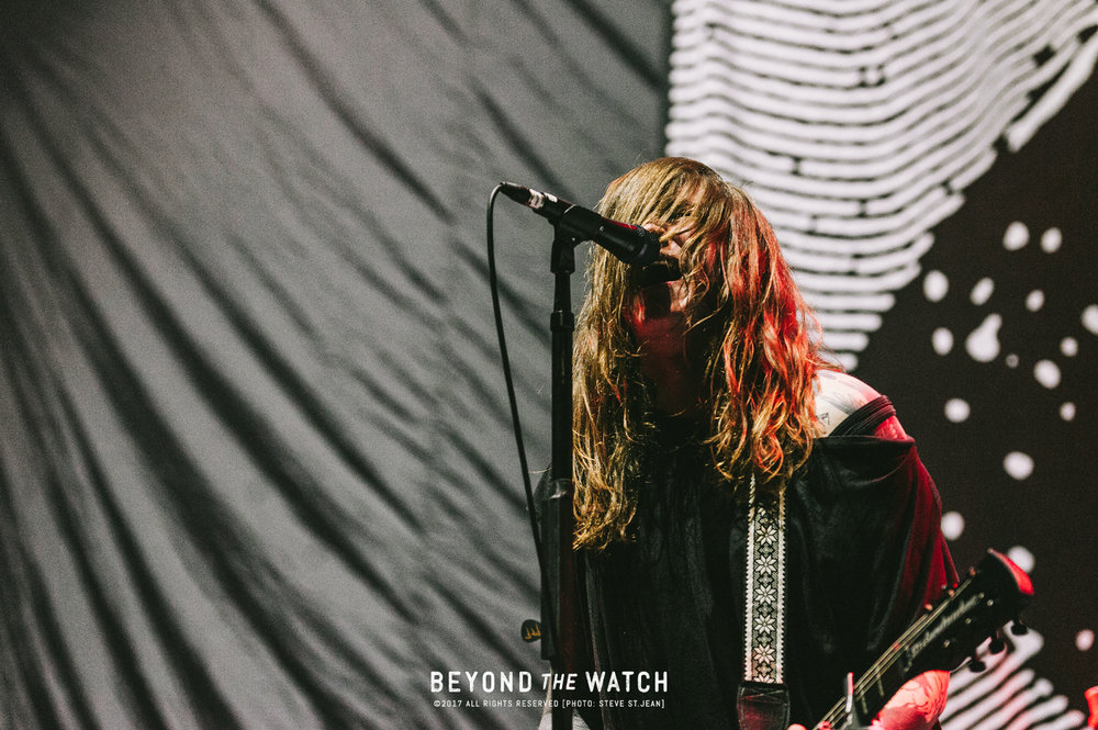Laura Jane Grace of Against Me!