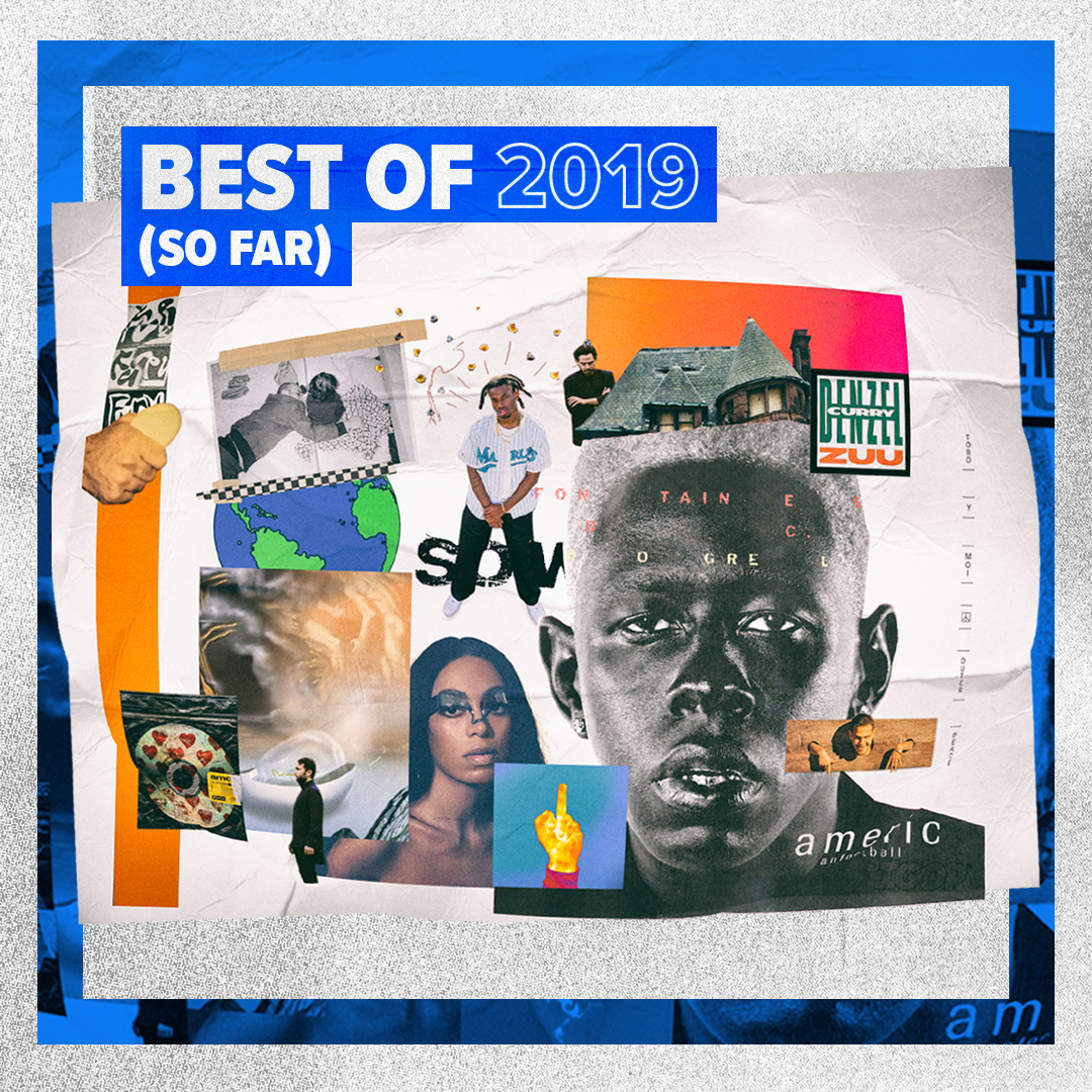 The best albums of 2019 (so far) – Beyond The Watch - Music
