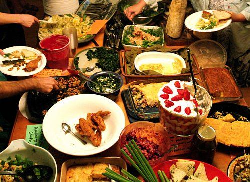 Last Minute Thanksgiving