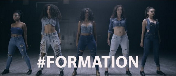 "Newsflash: the tap dance version of Beyoncé's ""Formation"" is so on point."