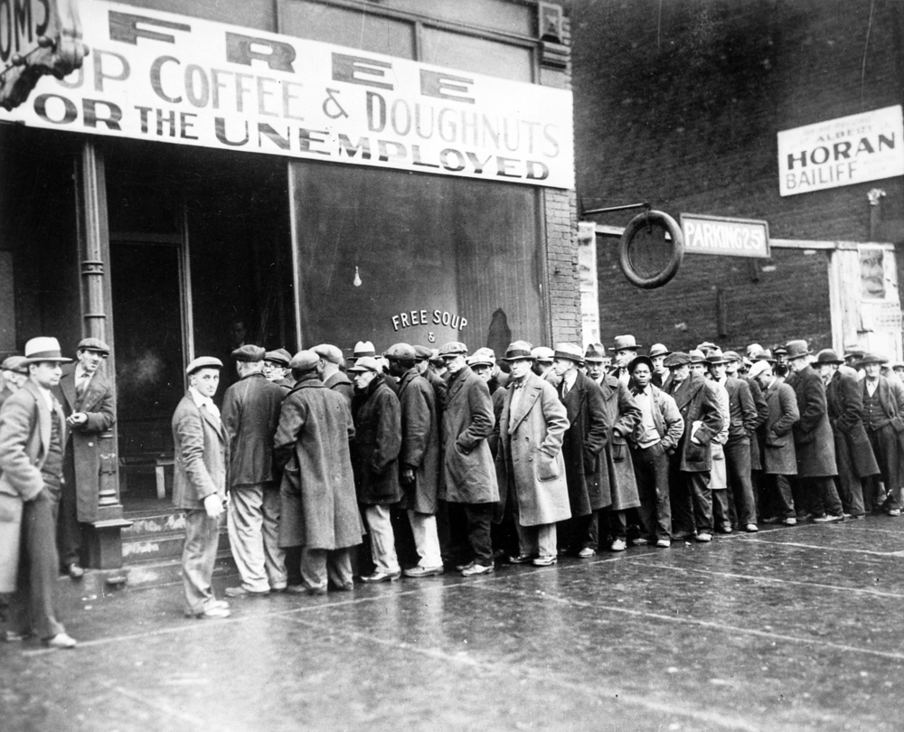 During the next collapse, folks won't be so well behaved as to stand nicely in line. Be Ready!