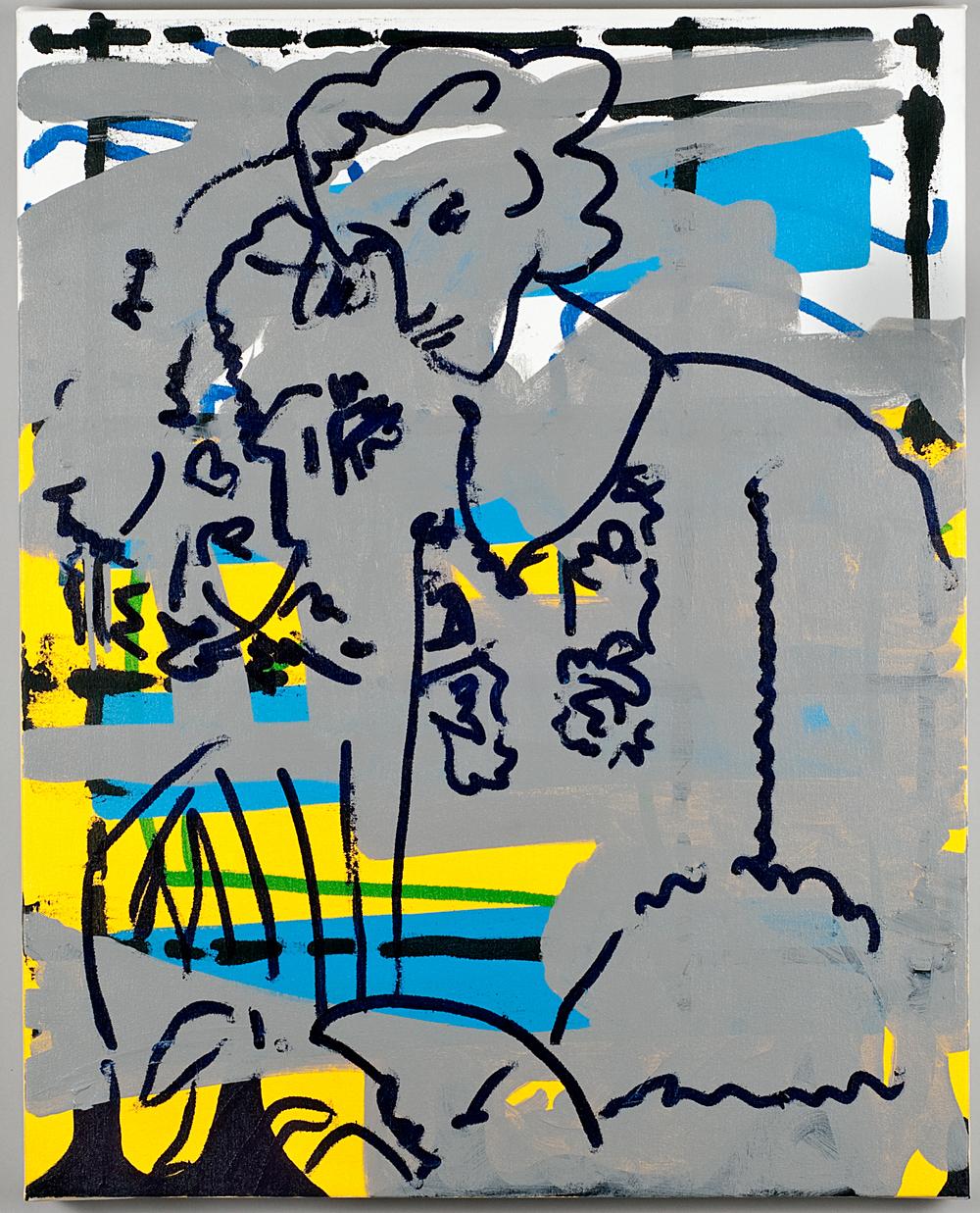"""""""Kline / Matisse / Mondrian / Ostendarp"""""""
