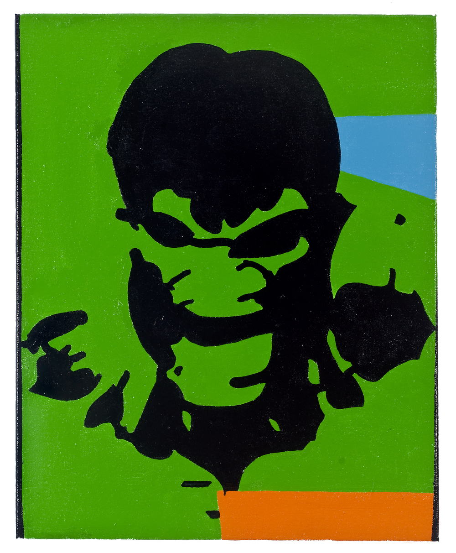 """""""Hulk / Kelly / Koons"""""""