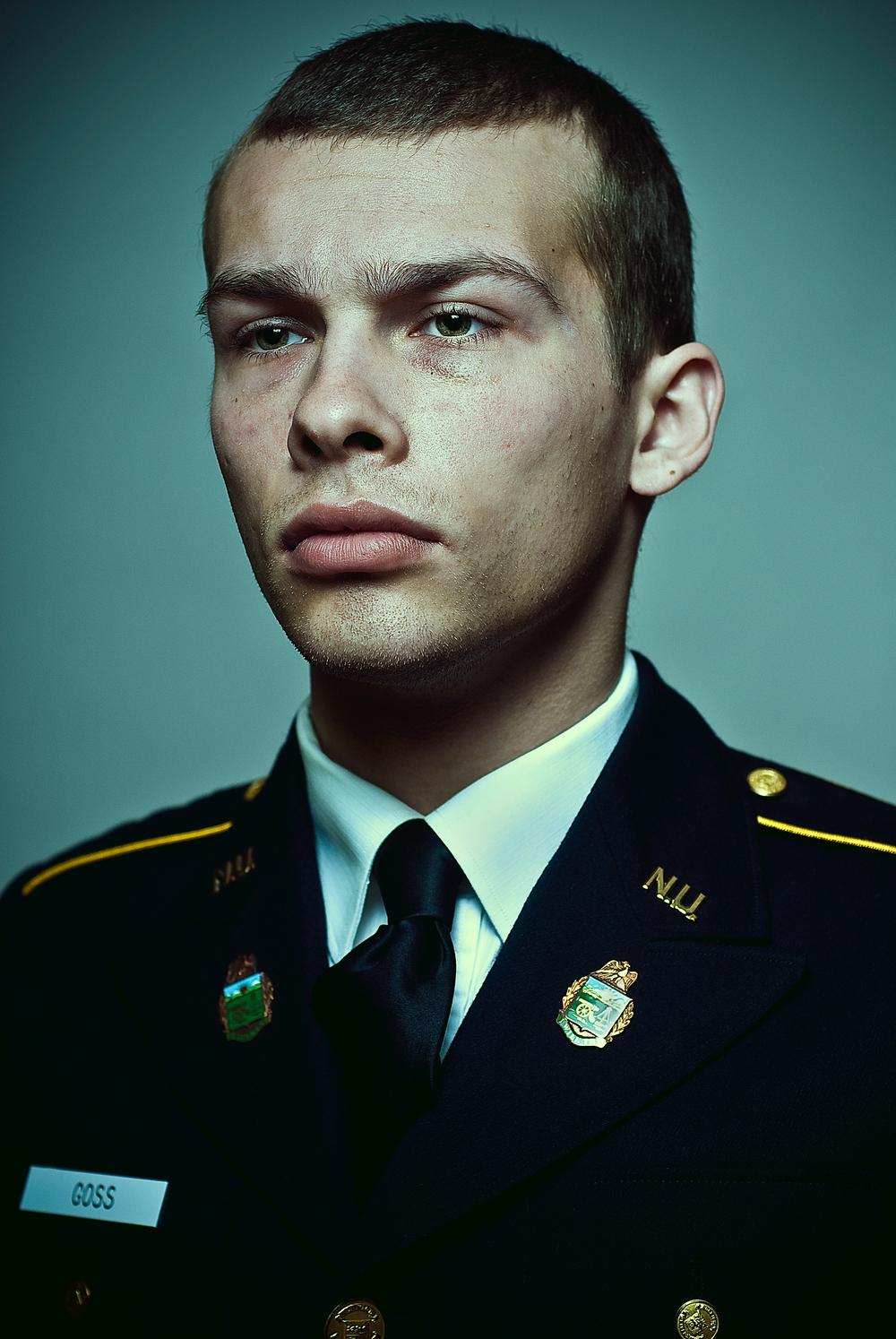 military portrait 2