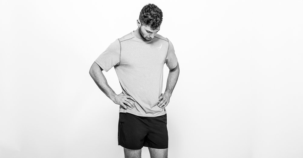 danny gevirtz  for  endeavor athletic product launch