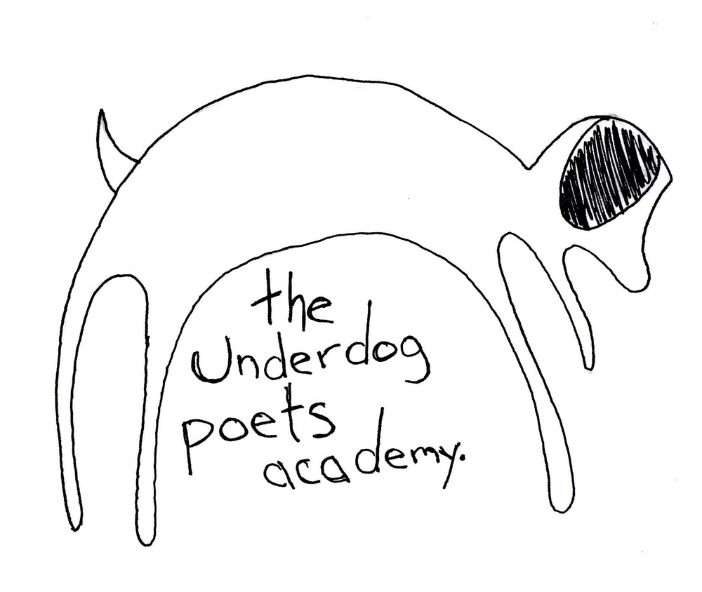 The Underdog Poets Academy features three or four readers and has an open mic segment.