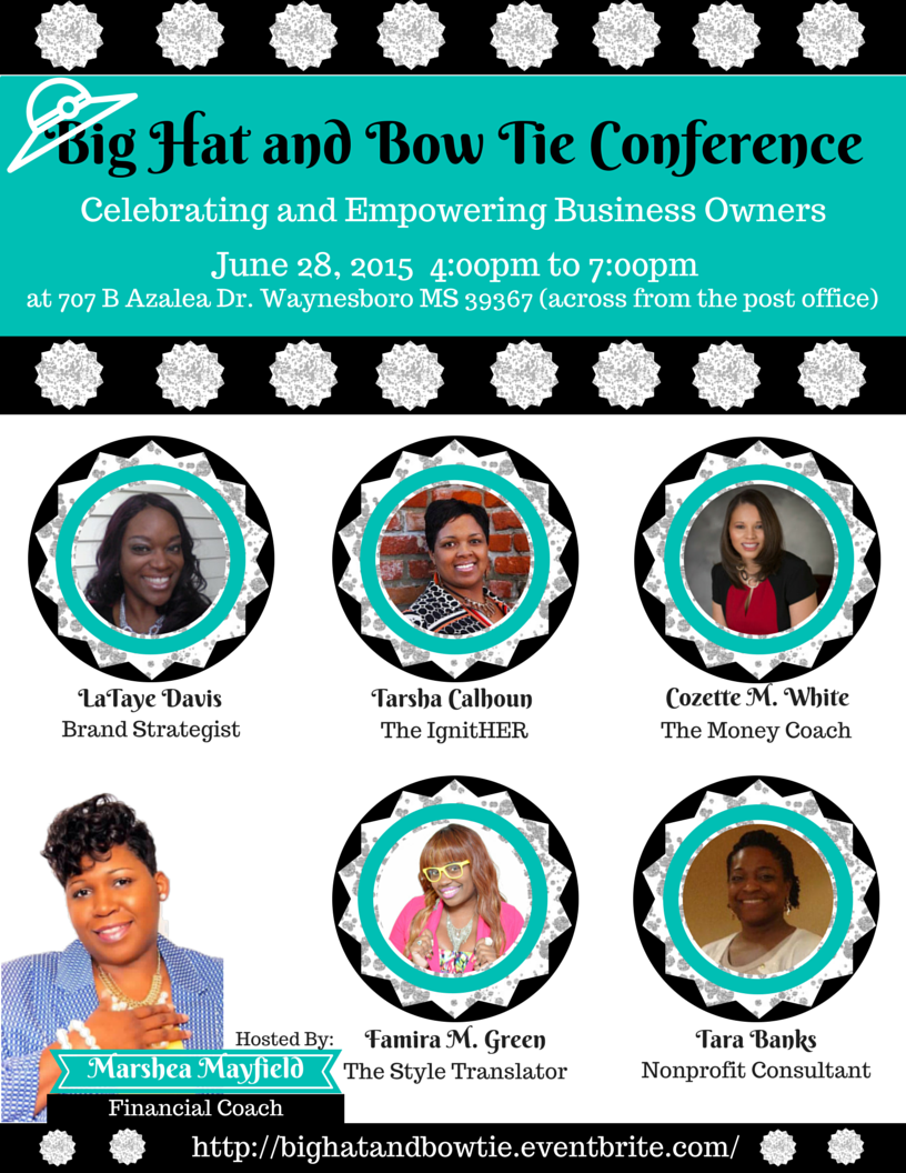 Big Hat and Bow Tie Conference Flyer.png