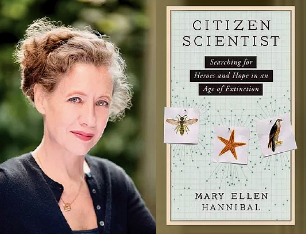 citizen science Mary Ellen Hannibal