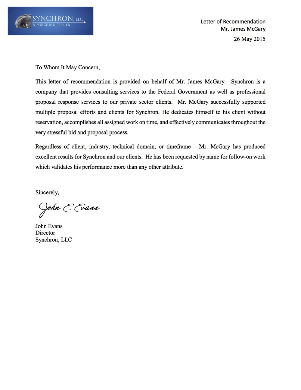 Letter of Recommendation - Mr. James McGary.jpg
