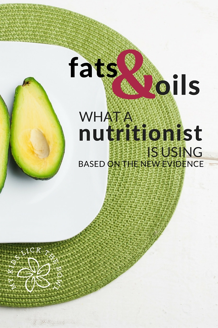 Fats & Oils | What A Nutritionist is Using and Cooking with | Based on the NEW Evidence