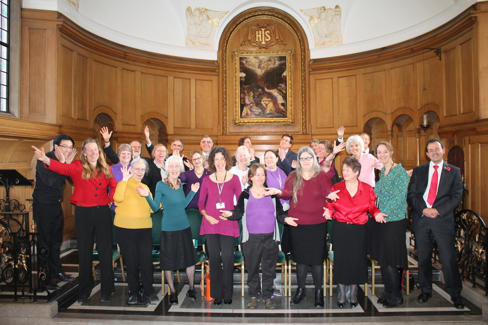 - Deansbank Singers, a choir with 45 years of history in the heart of Westminster. The choir comprises of professional and amateur musicians who are associated with Church House, the Department for Education, and individuals from Central London.