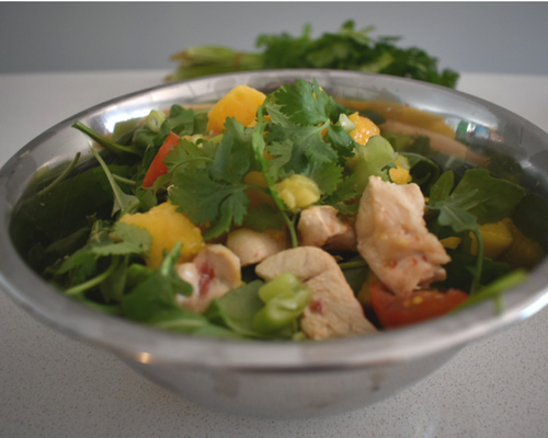 Blog graphic 500 x 400 Chicken Mango salad.png
