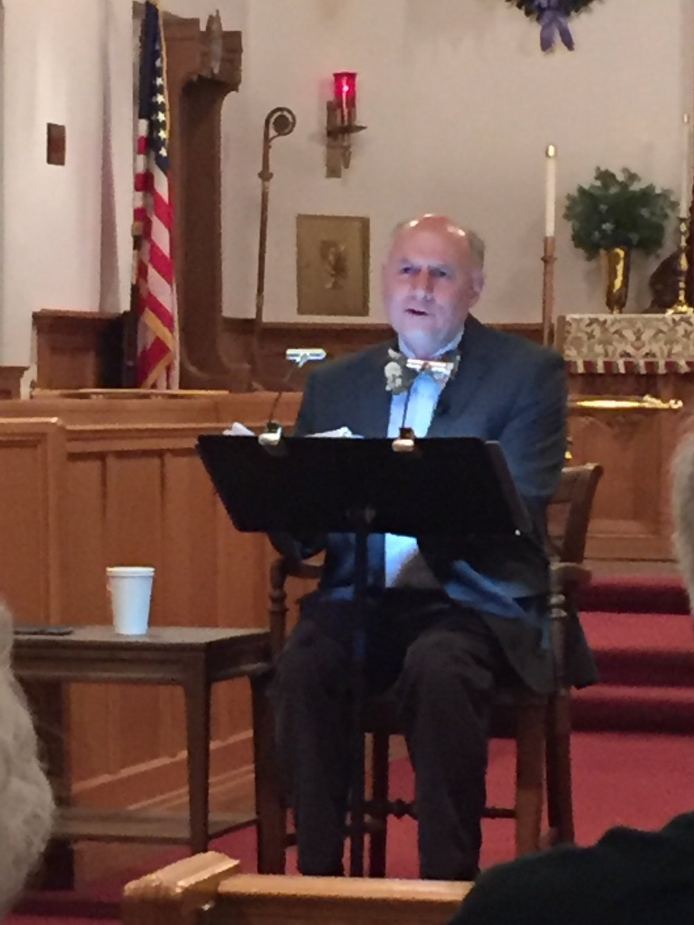 Bradley Wirth reading A Christmas Offertory 12.10.2018.jpg