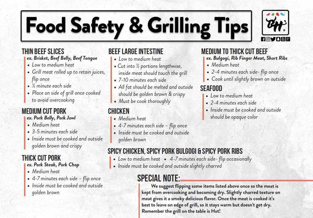 Bulgogi Hut Safety Tips on Grilling.png